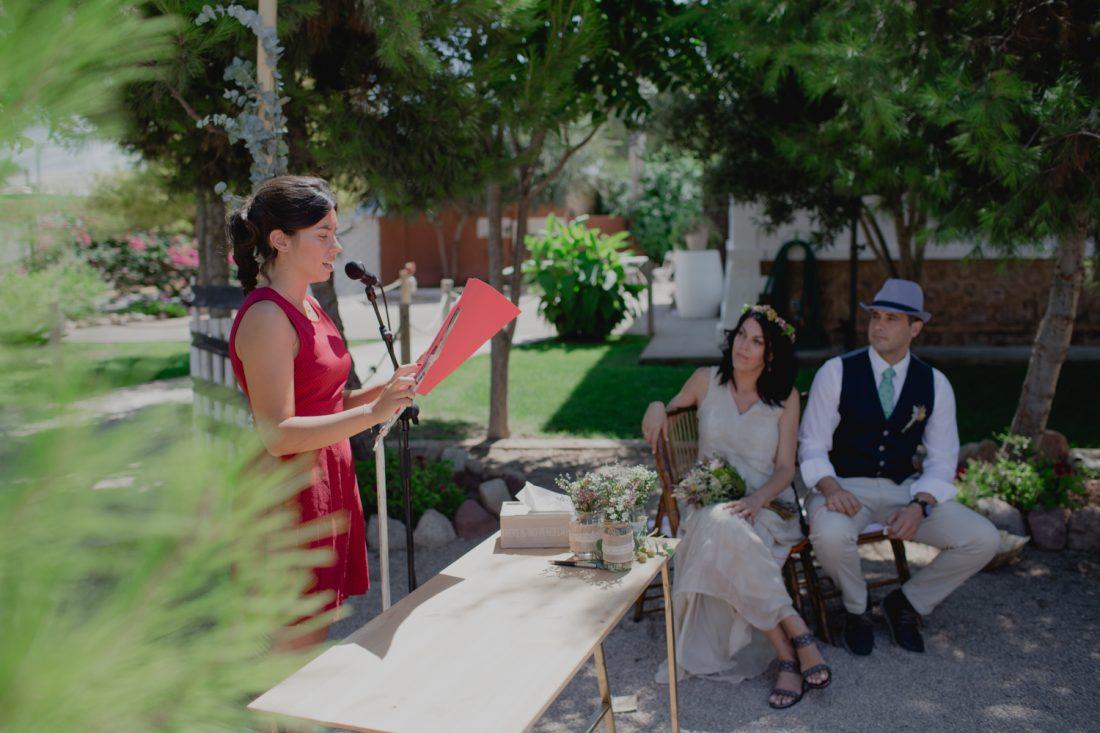 Maestro de ceremonias Valencia