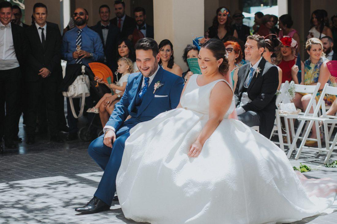 Oficiante de boda Valencia