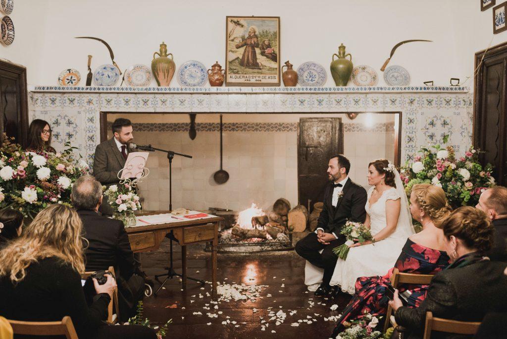Discurso boda civil