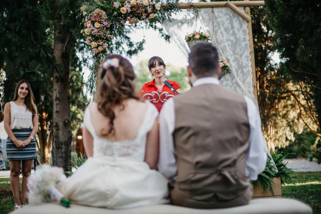 lectura de ceremonia boda