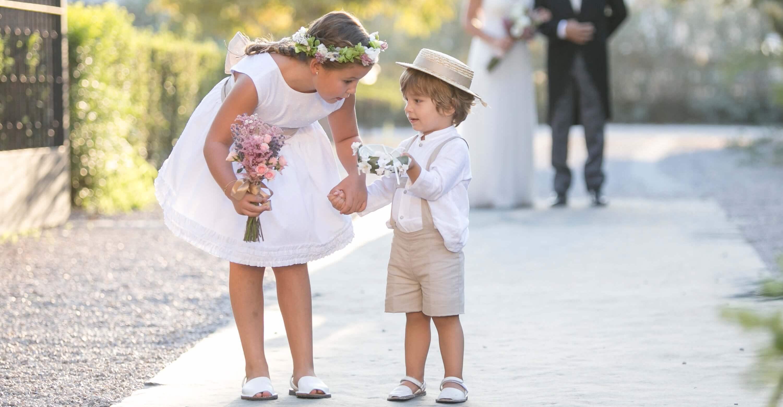 pajes de boda