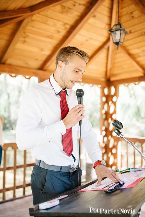 Lectura ceremonia civil
