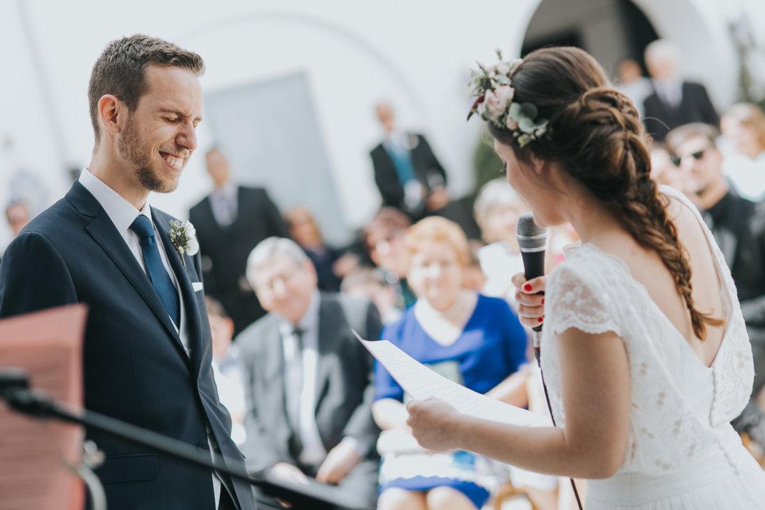 votos de la novia