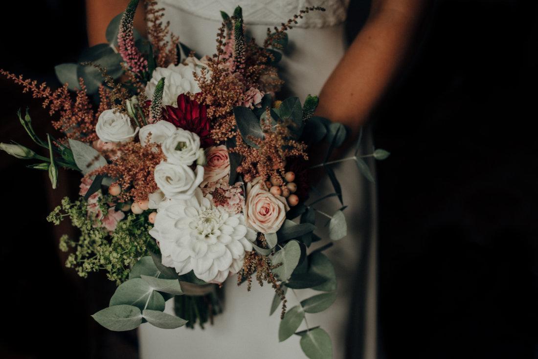 ramo de novia el taller de clo