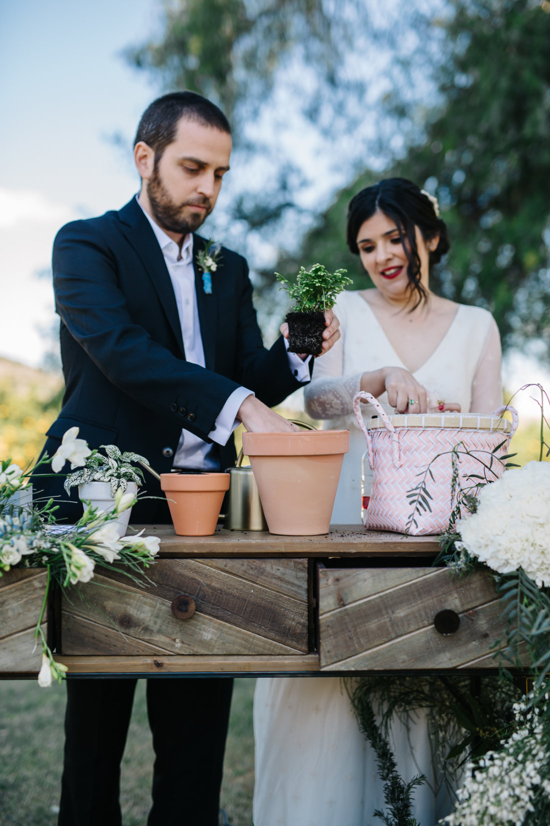 Ritual de ceremonia civil