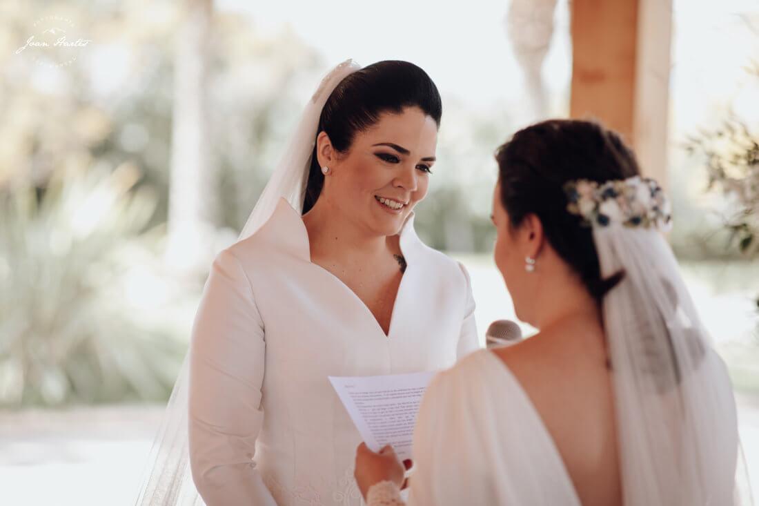 votos de novia