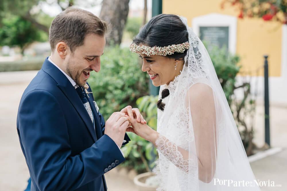 Alianzas de boda civil