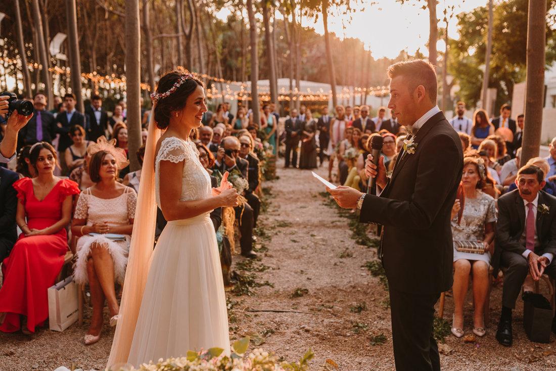 Votos de boda