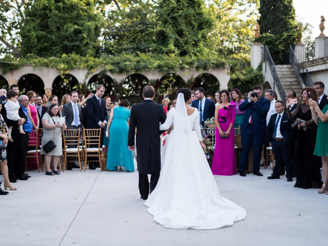 Entrada de novia