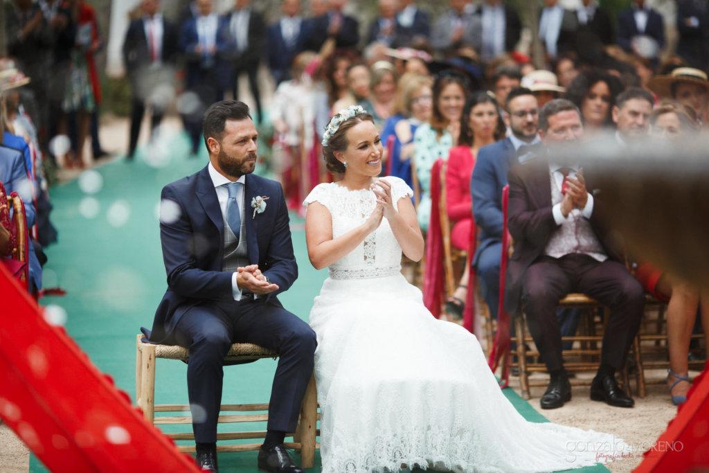 lectura de ceremonia