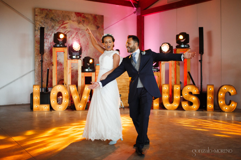 fiesta de boda