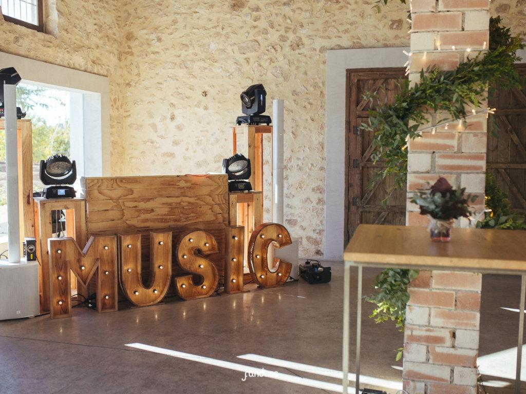 Musica en la ceremonia