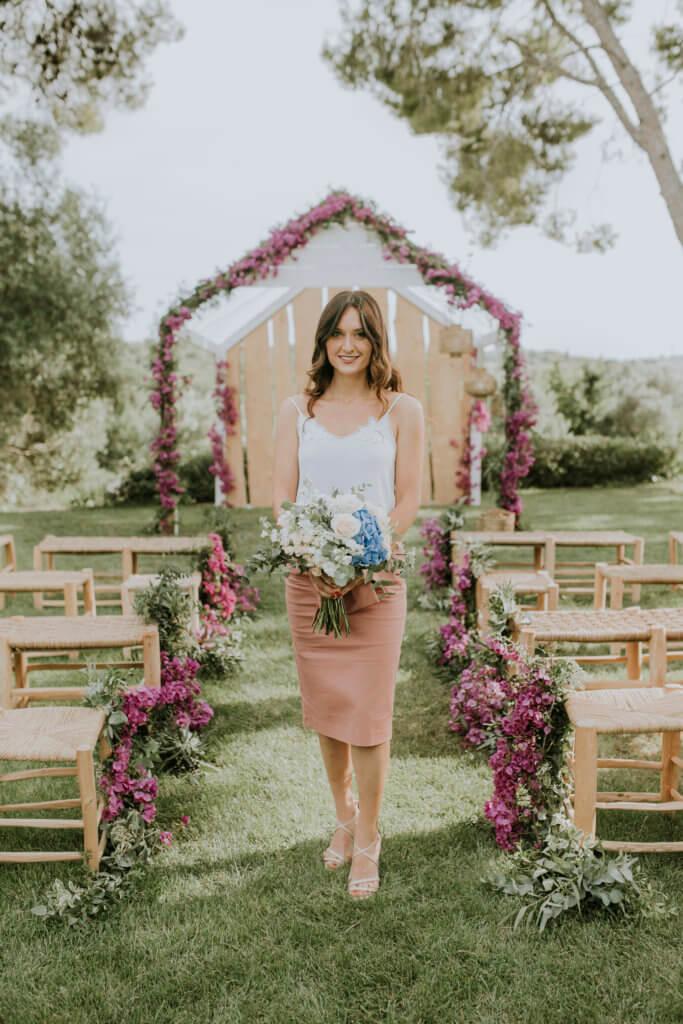 wedding celebrant in Spain