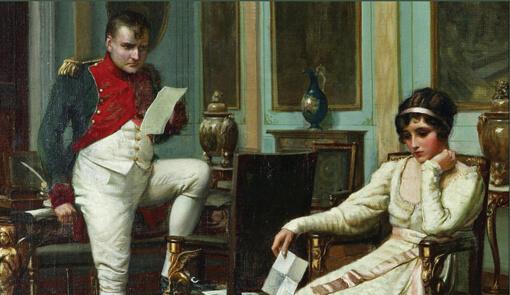 cartas de amor de napoleón